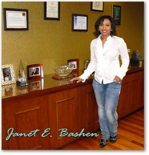 Janet E. Bashen, President and CEO, Bashen Corporation