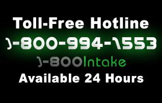 1-800-Intake Toll-Free Hotline